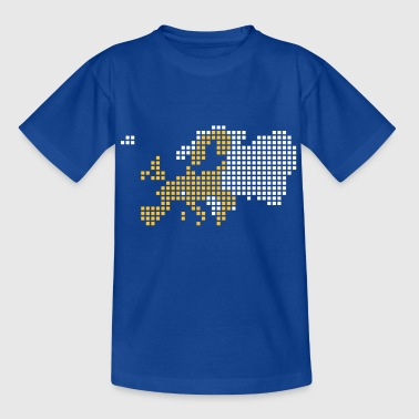 EU - European Union - Kids' T-Shirt