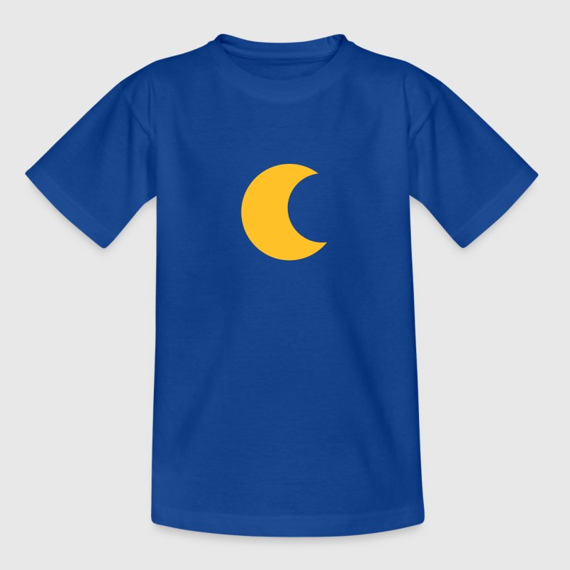 Mond - Kinder T-Shirt