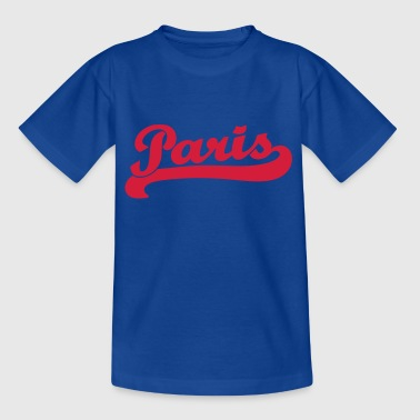 Paris Spirit - T-shirt Enfant