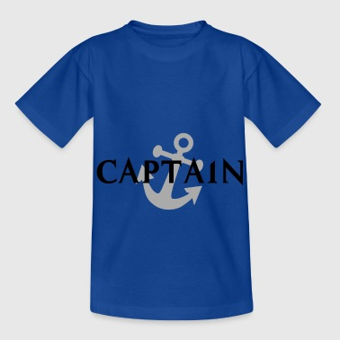 CAPITAINE - T-shirt Enfant