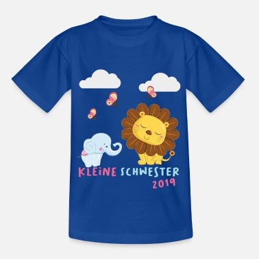 Brothers And Sisters Little sister 2019 Big brother Big brother - Kids' T-Shirt