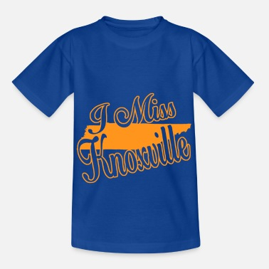 Knoxville I Miss Knoxville - Kids' T-Shirt