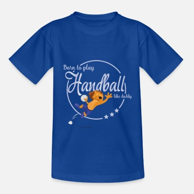 handball - Kids' T-Shirt
