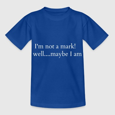 mark - Kids' T-Shirt