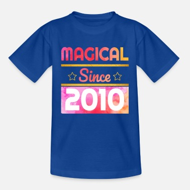 2010 Magical Since 2010 - Kids' T-Shirt