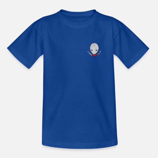 Forum T-Shirts - Gen4 S1000rr Forum Logo - Kids' T-Shirt royal blue
