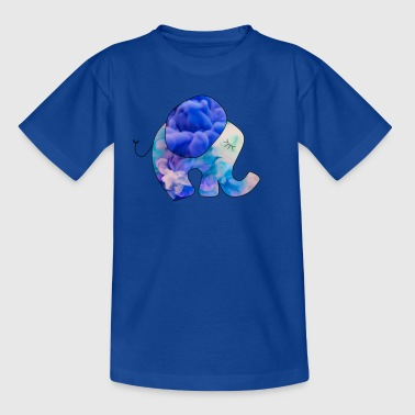Elefant - Kinder T-Shirt
