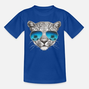 Cool Planet Animal Planet Leopard Cool - Kids' T-Shirt