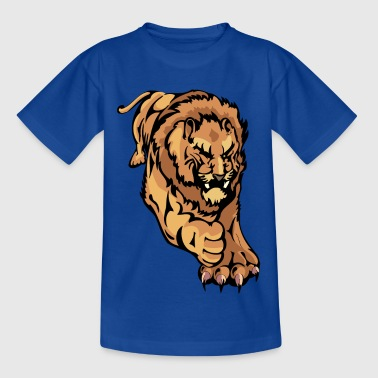 Laine de lion - T-shirt Enfant