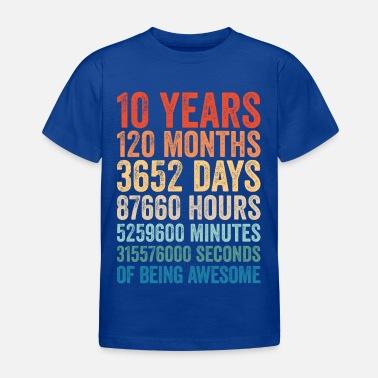 È il mio 13th Compleanno Ragazzi Ragazze Bambini T Shirt anni Compleanno Regalo