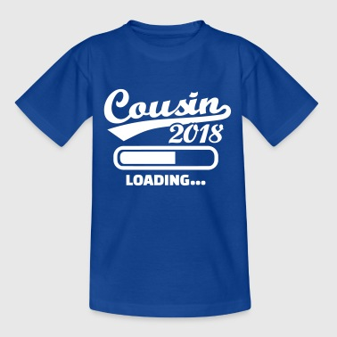 Cousine Cousin 2018 - Kinder T-Shirt