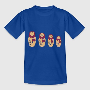 matryoshka_3_m1 - T-shirt Enfant