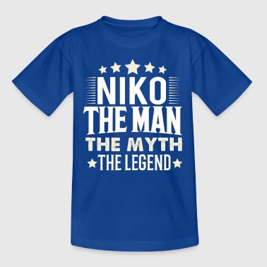Niko - Kids' T-Shirt