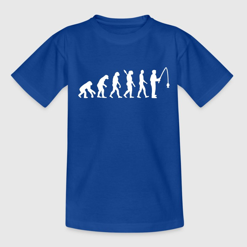 Evolution Angeln - Camiseta niño