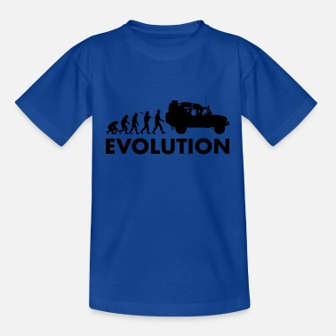 Defender 110 Offroad Evolution - Kinderen T-shirt