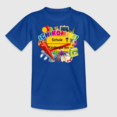 Kita - Kinder T-Shirt