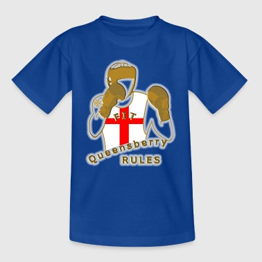 england st george graphic - Kids' T-Shirt