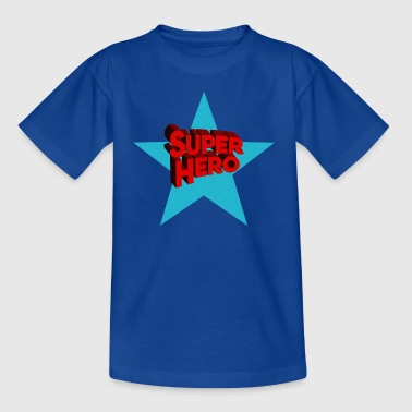Superhelden superhelden - Kinderen T-shirt