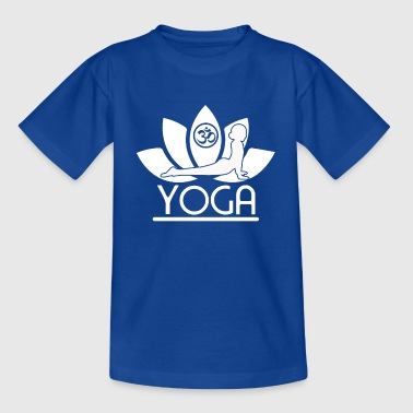 Yoga Lotus - T-shirt Enfant