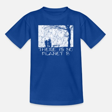 Environmental Environmental Protection Environment Planet Earth Rescue Gift - Kids' T-Shirt