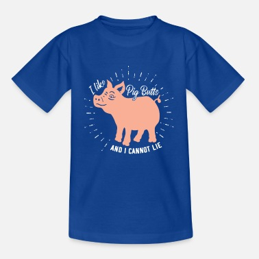 BBQ Barbeque Griller Barbecue Grill Barbecue season pig - Kids' T-Shirt