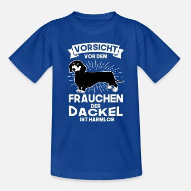 dackel - Kinder T-Shirt