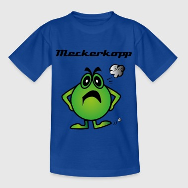 Meckerkopp - Kinder T-Shirt