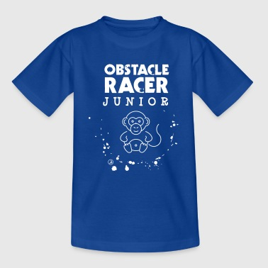 Junior obstakel racer - Kinderen T-shirt