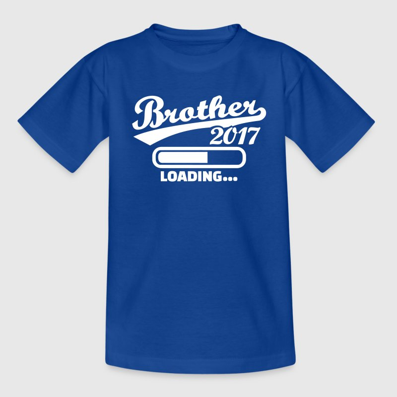 Brother 2017 - Kinder T-Shirt