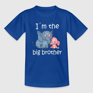 I'm the Big Brother - Kids' T-Shirt