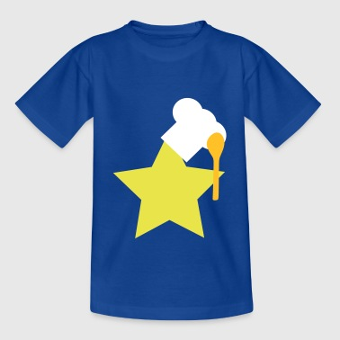 star chef - Kids' T-Shirt