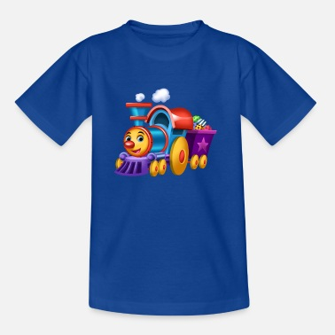 Arthur treintje Collection - Kinderen T-shirt
