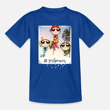 Les Supers Nanas Girlpower - T-shirt Enfant
