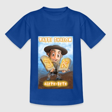 Rabbi Shalom Aleph Beth  - T-shirt Enfant