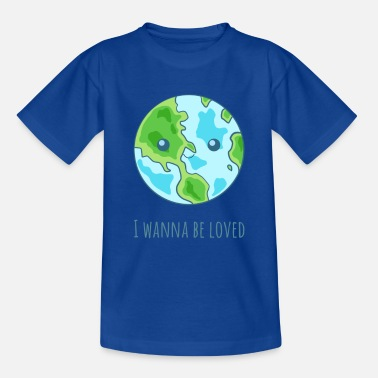 Lovely Earth - Kinder T-Shirt