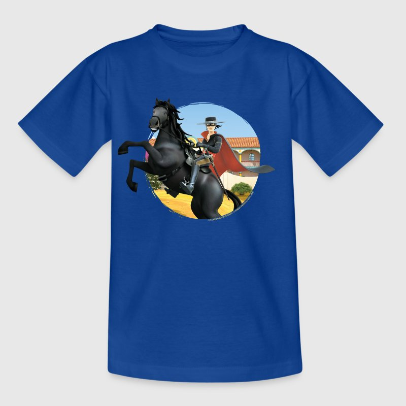 Zorro The Chronicles Riding Horse Tornado - T-shirt barn