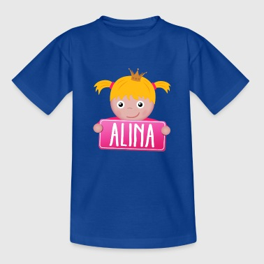 Little Princess Alina - Kids' T-Shirt