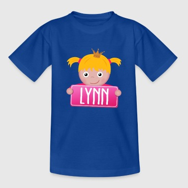 Little Princess Lynn - Kinderen T-shirt