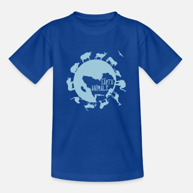 Wildlife Conservation Earth Animals - Our Wildlife - Kids' T-Shirt