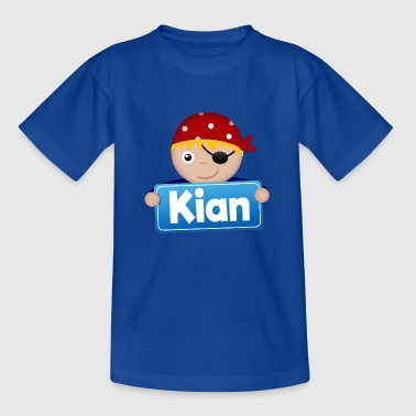 Petit Pirate Kian - T-shirt Enfant
