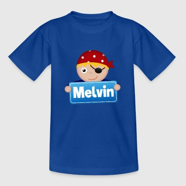 Petit Pirate Melvin - T-shirt Enfant