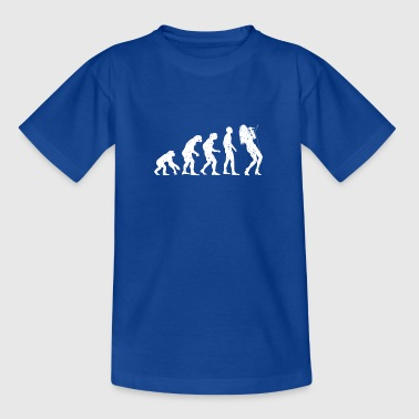 EVOLUTION SINGER! - Kids' T-Shirt