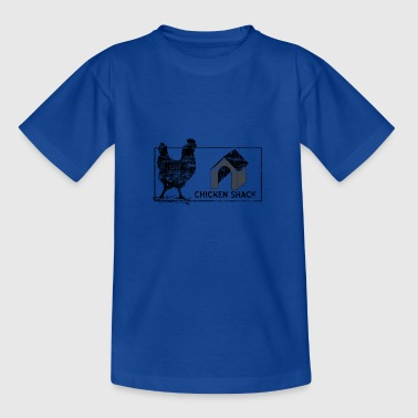 Chicken Shack Hünerstall Present Gift - Kids' T-Shirt