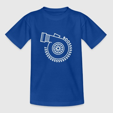 turbo - Kids' T-Shirt