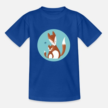 Fuchs love - Kids' T-Shirt
