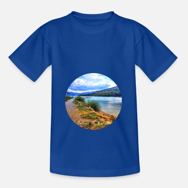 Nature Collection Collection Colors Of Nature - Kids' T-Shirt