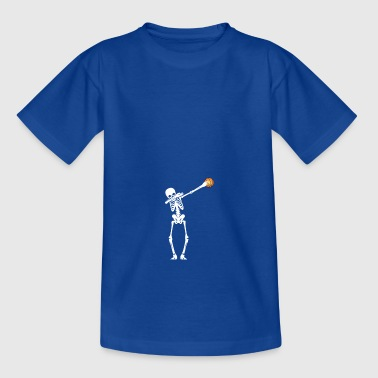 Skelett Dabbing - Kinder T-Shirt