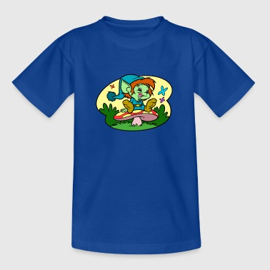 Tiny Elf - Kids' T-Shirt