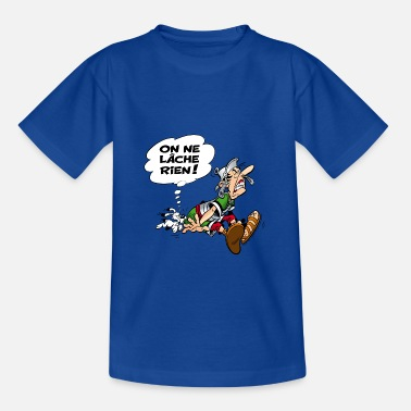 Asterix & Obelix We never give up! - Kids' T-Shirt