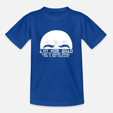 Bald Head bald head - Kids' T-Shirt